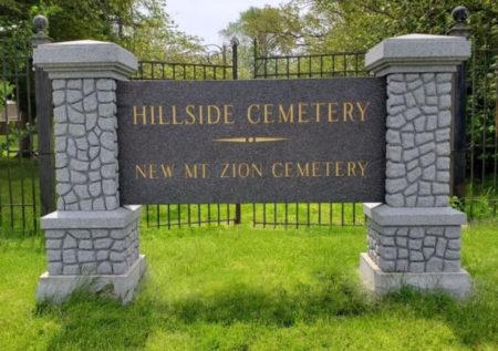 New Mount Zion Cemetery
